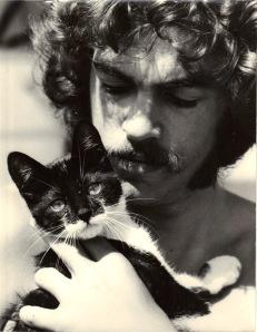 Baldur, the adventurous kitten