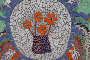 Not all abstract mosaic