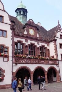 New Rathaus