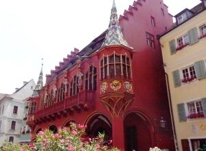 Historic Merchants Hall