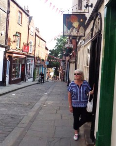 Steep Hill calls for stiff drinks